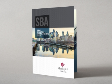 Meridian Bank Product Offering Brochure