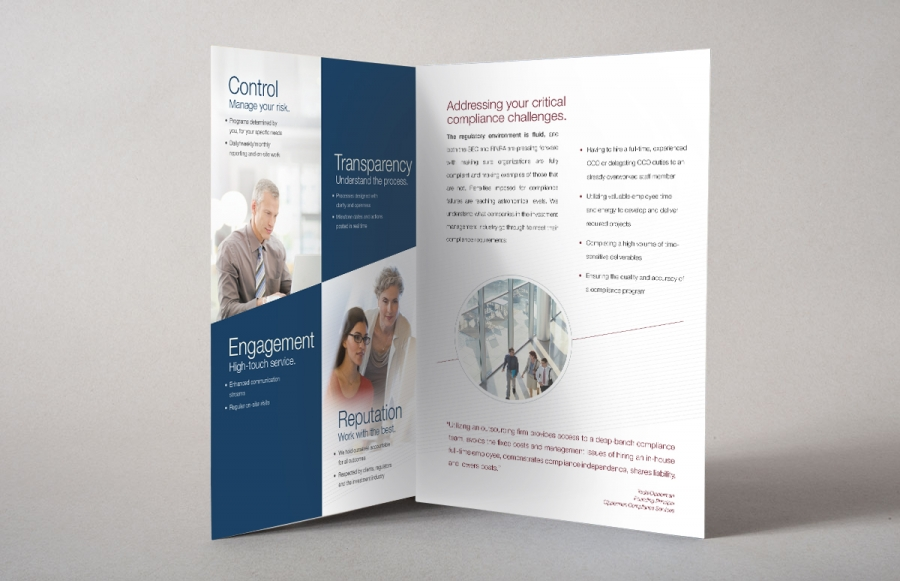 Cipperman, an independent firm offering a third-party perspective on regulatory compliance