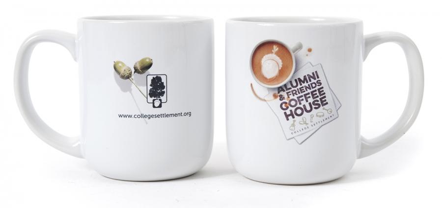 College Settlement Custom Mug