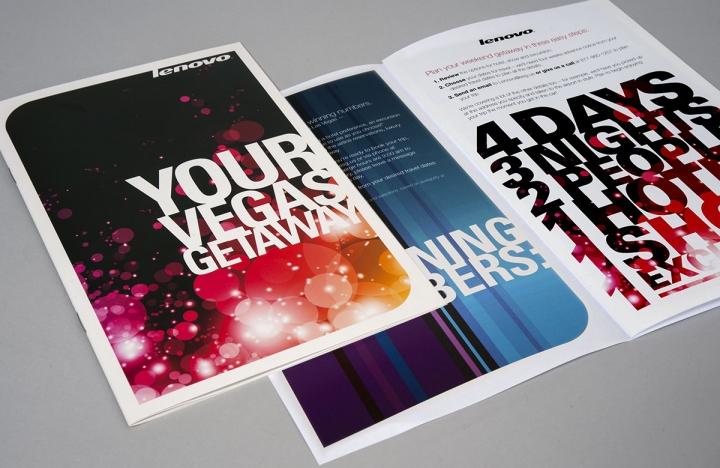 Lenovo Program Booklet, Las Vegas Getaway